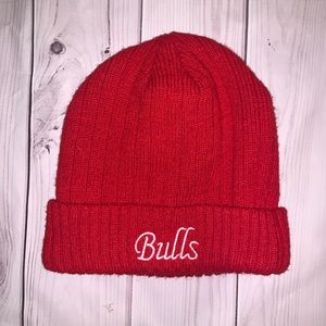 ♡ NEW Chicago Bulls Toboggan ♡